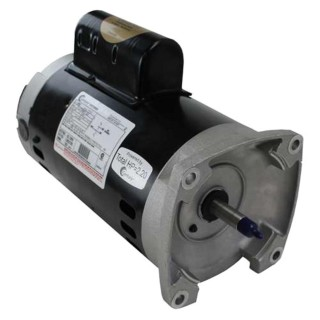 A. O. Smith Regal B855 2HP 230V Up-Rated Square Flange Single Speed Motor